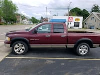 2002 Dodge Ram 1500 Pickup SLT+ Quad Cab LWB
