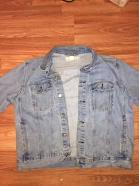 Denim jacket Calgary, T3J 2B4