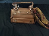 Stone Mountain leather bag - NEW Red Lion, 17356