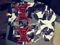 Tap out mixed martial arts shorts Elizabethtown