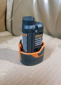 Ridgid battery 12V  Los Angeles, 90041