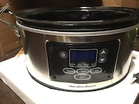 6 Qt. Programmable Slow Cooker With Spoon/Lid Denver, 80203