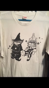 Supreme Undercover Dolls Tee Size Large San Francisco, 94114