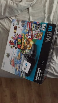 Wii u 32GB for 180$