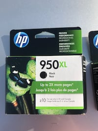 HP ink new in the box- never open Toronto, M2J
