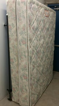 Mattress, box, frame - delivery included