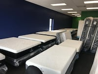 Crazy mattress sales all week long!! 50-70% off...New in plastic with warranty!!!!! Waynesboro