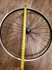 "24.5"" bicycle wheel"