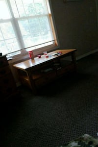 black and gray wooden table Hobart, 46342