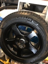 New Tires and rims in good condition , 225/55/16 Romulus, 48174