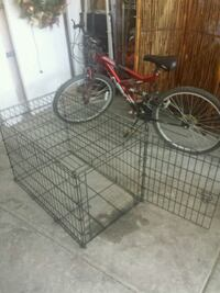 Available: Dog Crate / Kennel 2' x 2' x 3'