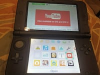 Great condition Black Nintendo 3DS XL system Mississauga, L5G 1G8