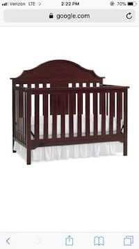 Crib, Changing Table, Bedding, and High Chair  Virginia Beach, 23455