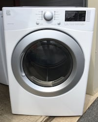 white and gray front load washing machine Purcellville, 20132