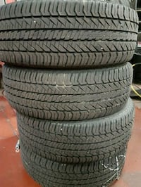 Selling a set of 4 General tires Mississauga