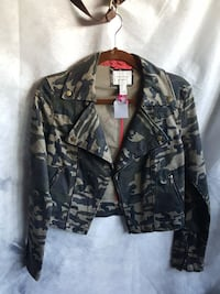 Small Camo Denim Jacket Westerville, 43081