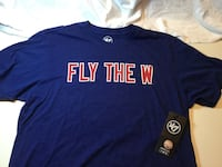 Chicago Cubs Large FLY THE W Shirt Little Rock, 72210