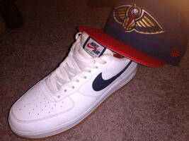 Used Nike air Force ones