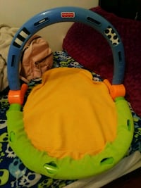 Free. Fisher Price baby gym Bell, 90201