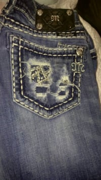 Miss me jeans size 7 Bethany, 73008