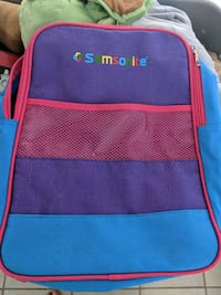 Child's Travel Backpack
