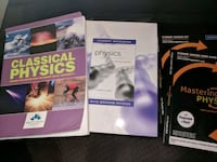 Classical Physics Textbook, Physics Workbook, Code Calgary, T3J