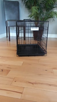Dog Crate with removable tray - Size S Kitchener, N2A 2G7