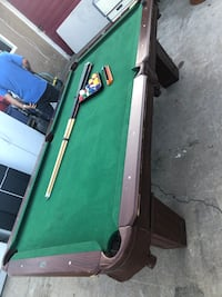 Pool table MD sports