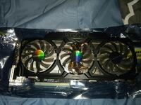 Gigabyte gtx 770 WindForce OC (4gb) Toronto, M1P 4H1