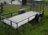 5x12 Open Utility Trailer  Columbus, 31904