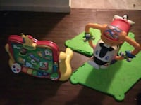 VTech learning board & Riding horse 230 mi