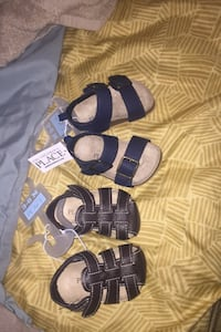 Baby shoes sizes by children place 3-6 months never before worn  Dundalk, 21222