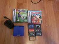 Gba sp lot