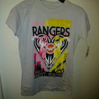 NEW: XSMALL, Mighty morphin pink yellow power rang Edmonton, T6X 1J9