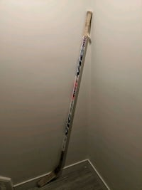 Bill Guerin game used team signed stick