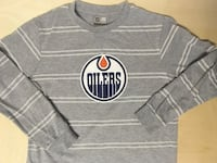 OILERS YOUTH 14-16 LONG SLEEVE SHIRT JERSEY KIDS CHILDRENS CLOTHING  Edmonton, T6J 2G2
