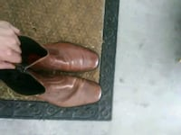pair of brown leather loafers size 10 Lafayette, 70508