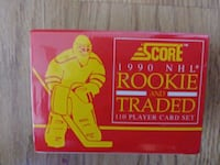 90 Rookie hockey sets St. Clair Shores, 48081
