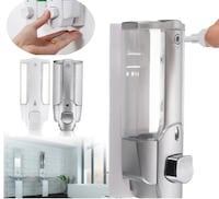 soap dispenser boath colors available brand new Toronto