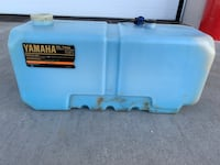 Yamaha 19qt oil holding tank with pump included 896 mi