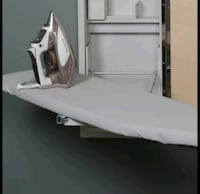 NEW Built in Ironing Board w/cabinet / electrical Canton, 30115