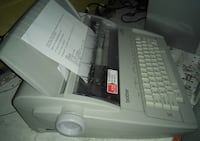 Brother Electric Typewriter GX 6750 CORRECTRONIC E Alexandria