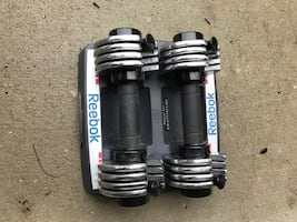 Select a Weight Dumbbell Set