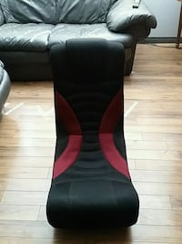black and red gaming chair Chestermere, T1X 0E5