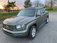 2007 Honda Ridgeline RTL with Leather and Navigation Capitol Heights