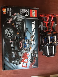 LEGO Technic set 9395