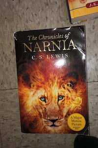 The chronicles of narnia written by C.S. Lewis  Whitby, L1N 2P1