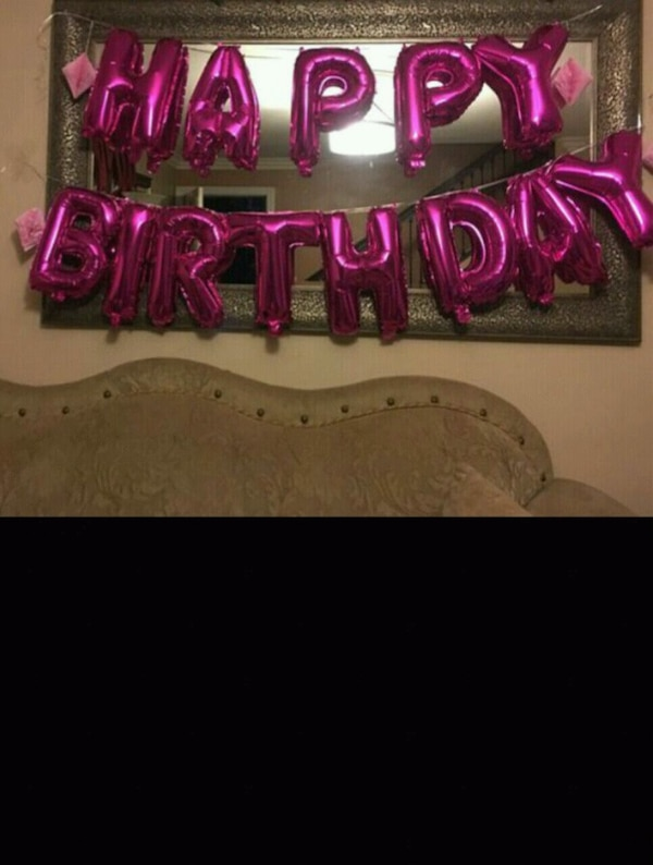 Used Happy Birthday Balloons For Sale In Chula Vista