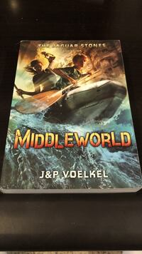 Middle World by J&P Voelkel book