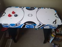 Air hockey table. Barely used. Works great Edmonton, T6T 0E8
